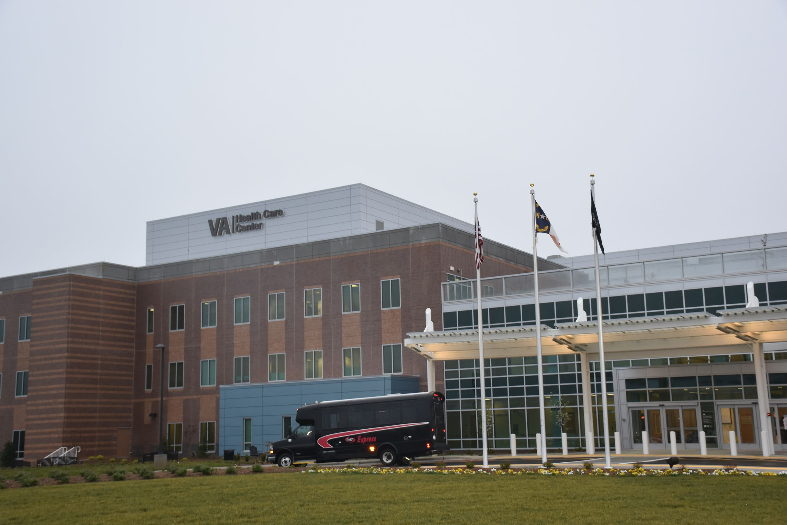 Image of VA building