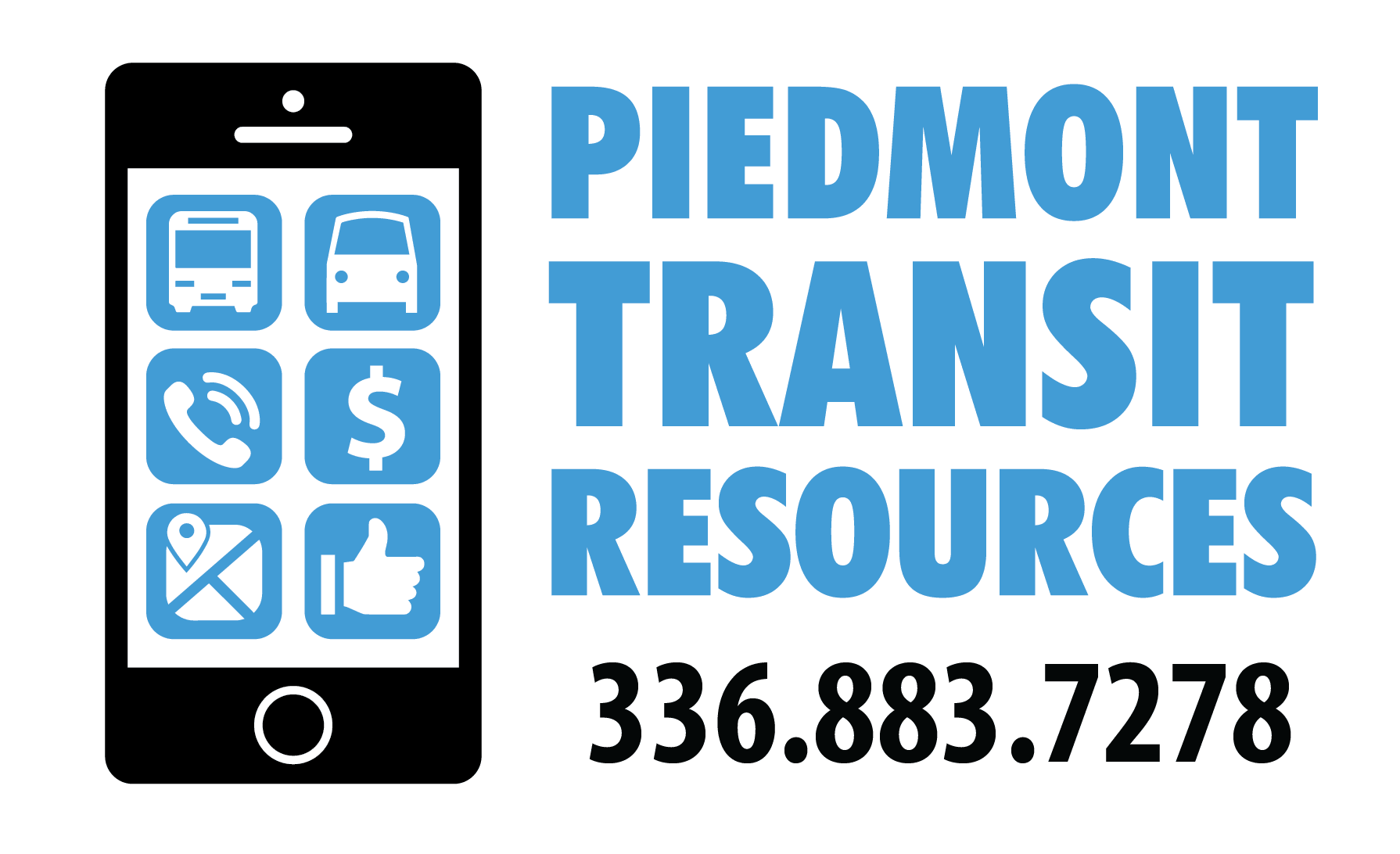 Piedmont Transit Resources Phone 336 883 7278